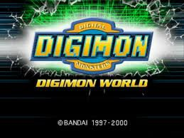 Трейлер Digimon World