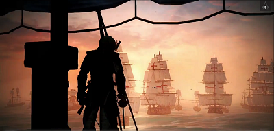 Assassin's Creed 4 с подвохом