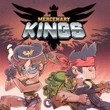 Mercenary Kings геймплей PS4