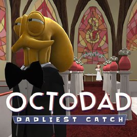 Дата выхода Octodad: Dadliest Catch для PS4