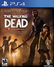 The Walking Dead выйдет на PS4