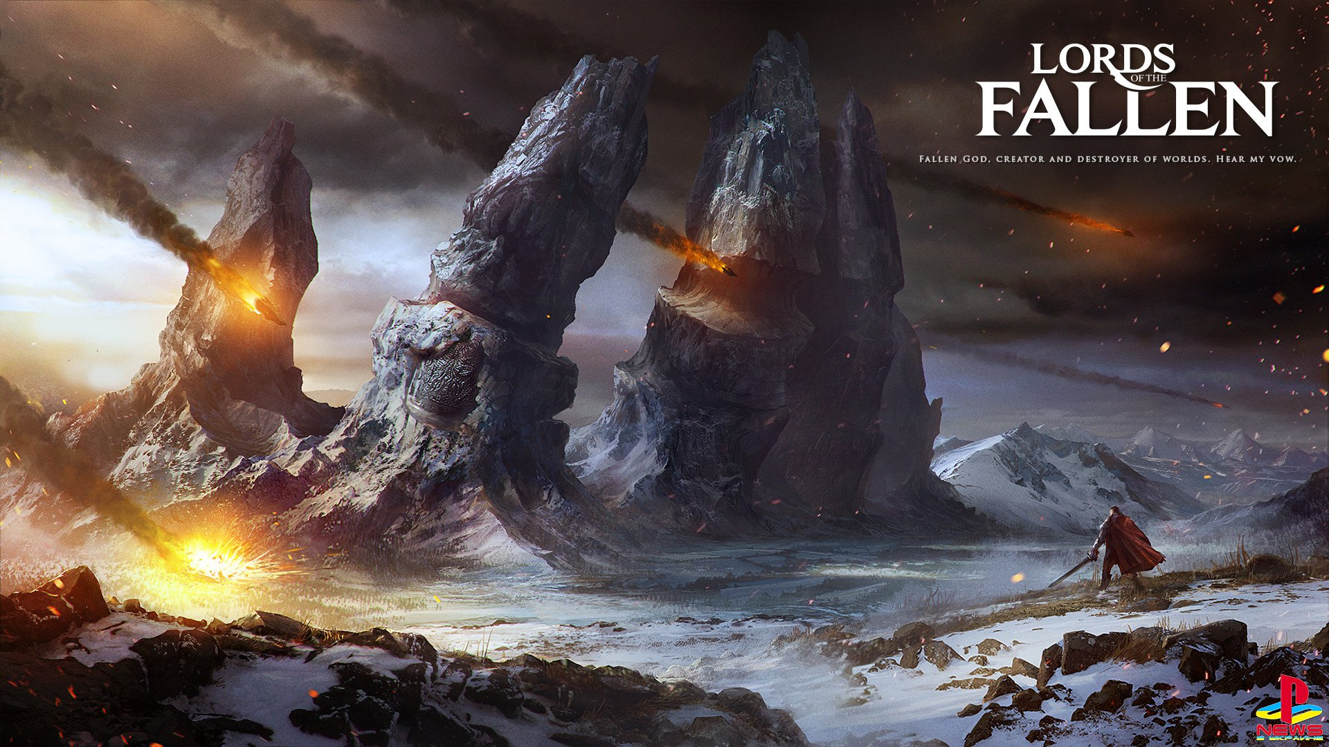 Трейлер Lords of the Fallen – Challenge