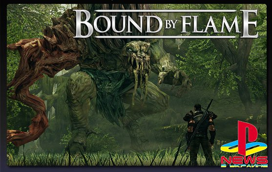 Launch-трейлер Bound by Flame