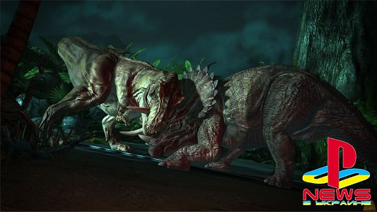 Jurassic Park: The Game трейлер