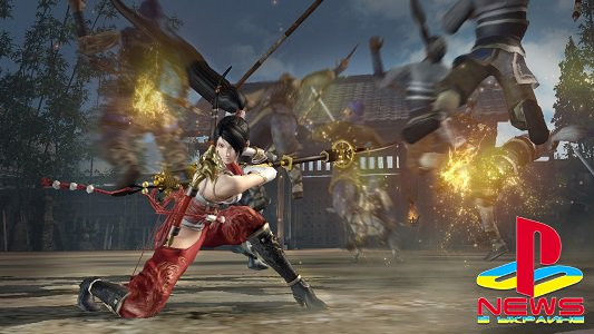 Warriors Orochi 3 трейлер