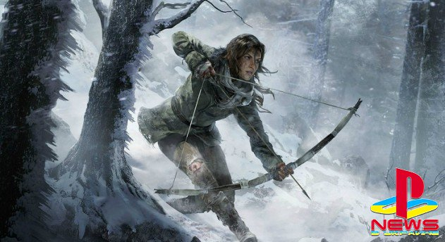 Baba Yaga: The Temple of the Witch для игры Rise of the Tomb Raider выйдет  ...