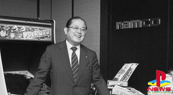 Скончался основатель Namco