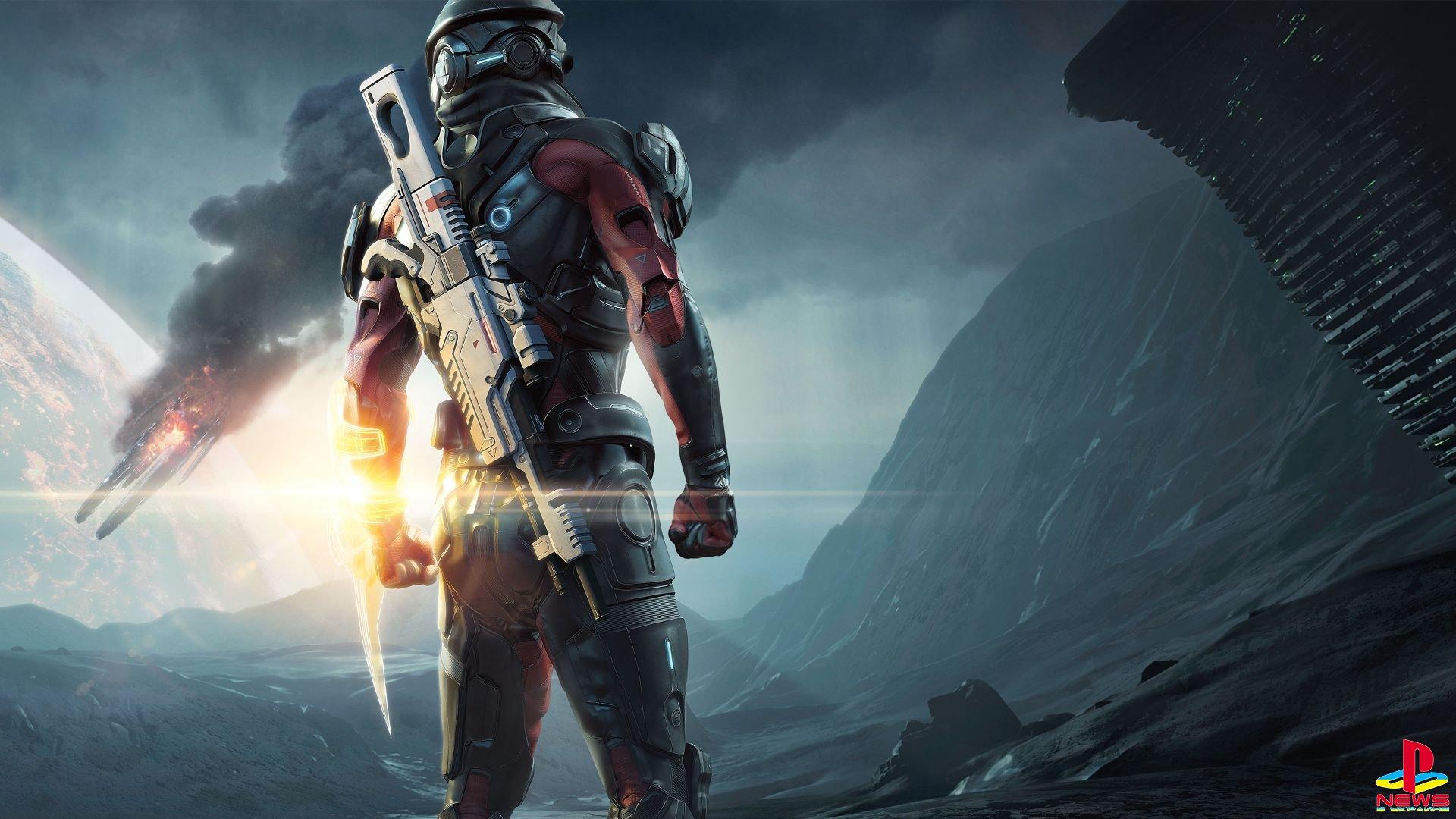 В Mass Effect: Andromeda изменят систему диалогов