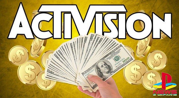 Activision Blizzard поставила новый финансовый рекорд