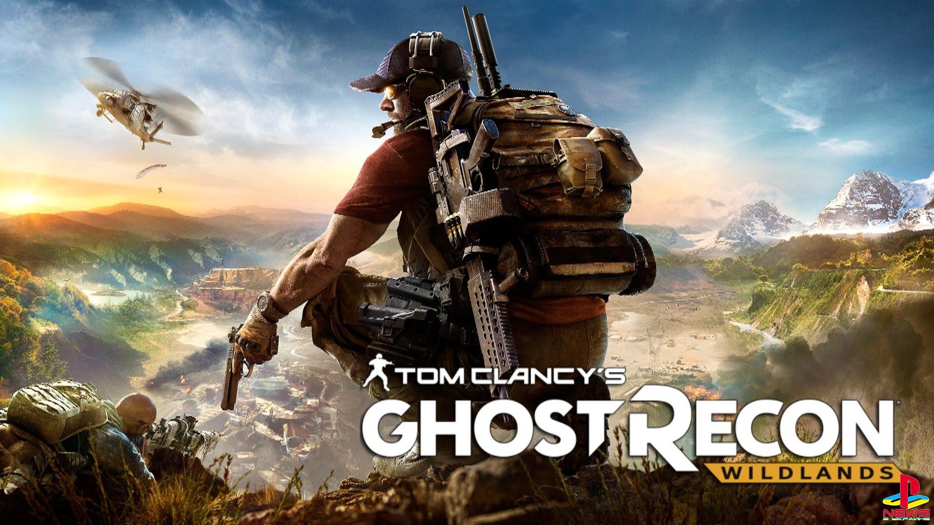 Оценки Tom Clancy's Ghost Recon: Wildlands