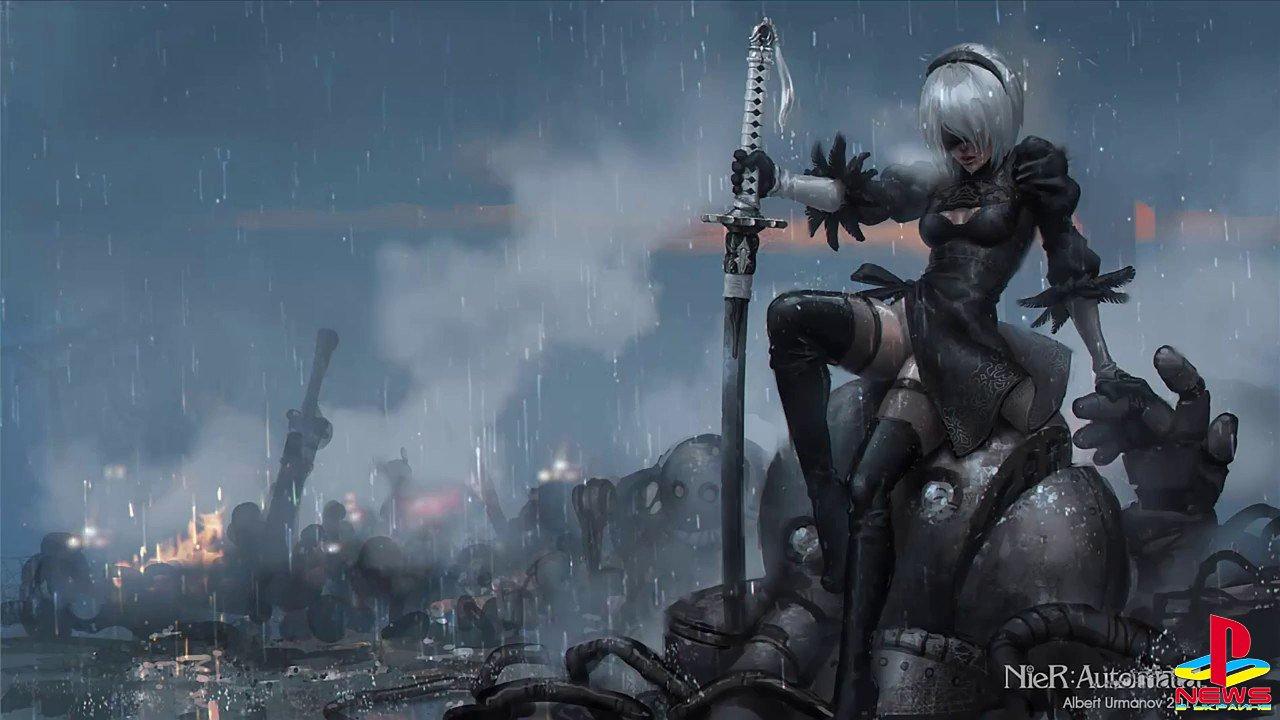 «Nier: Automata — пример видеоигры как искусства»: мнения критиков
