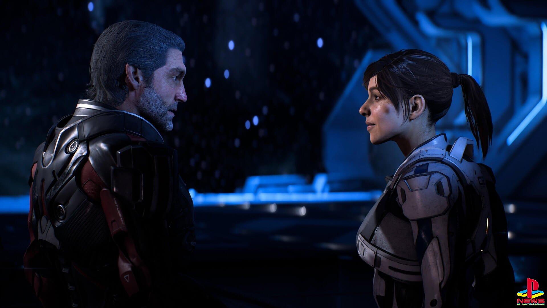 В Mass Effect: Andromeda можно поговорить с 1200 персонажами