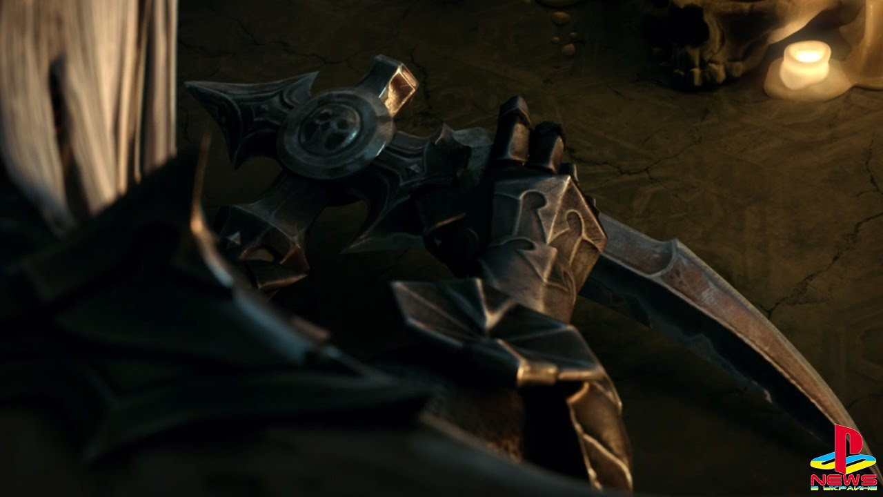 Подробности о Некроманте в Diablo III: Reaper of Souls