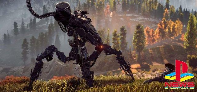 Продано 2,6 миллионов копий Horizon: Zero Dawn, сюжетное дополнение в разработке