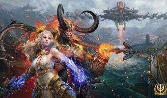 Skyforge выйдет на PS4 на следующей неделе