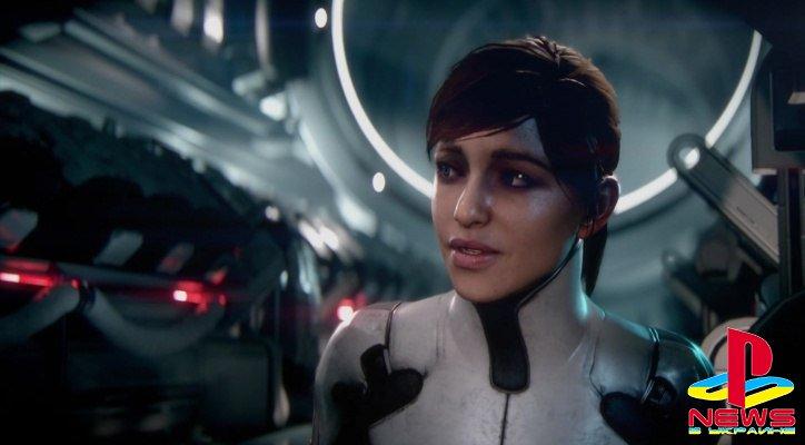 Выходец из Bioware объяснил плохую анимацию новой Mass Effect