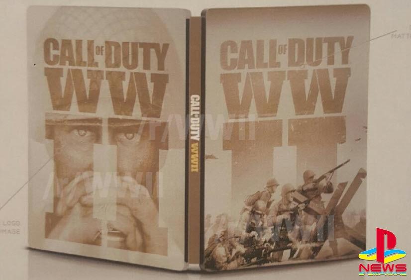 Sledgehammer Games разрабатывает Call of Duty про Вторую Мировую войну