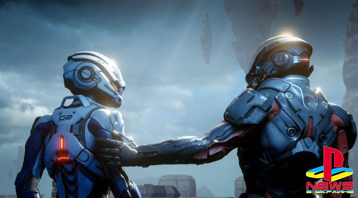 Mass Effect: Andromeda стартовала хуже предшественниц