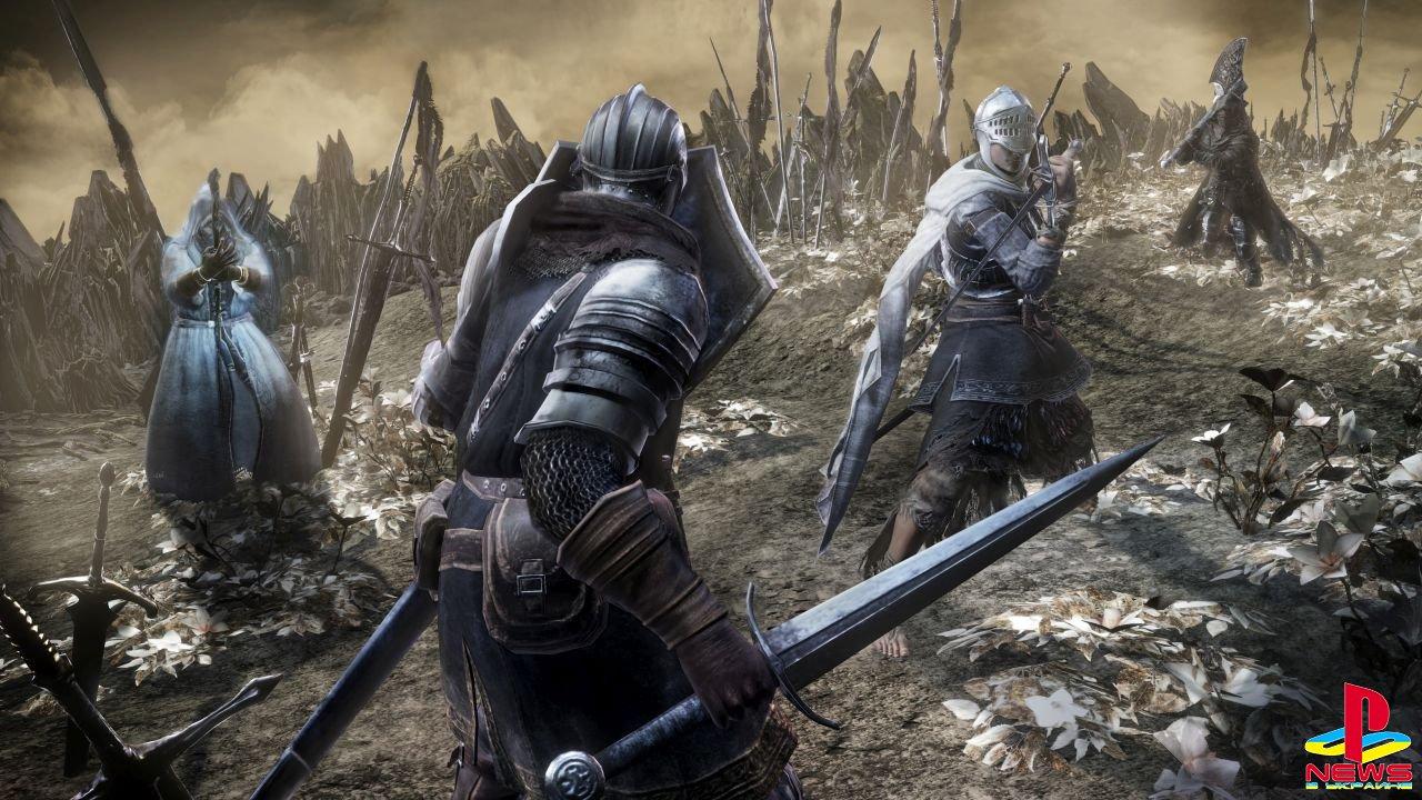 Критики похвалили дополнение The Ringed City для Dark Souls 3