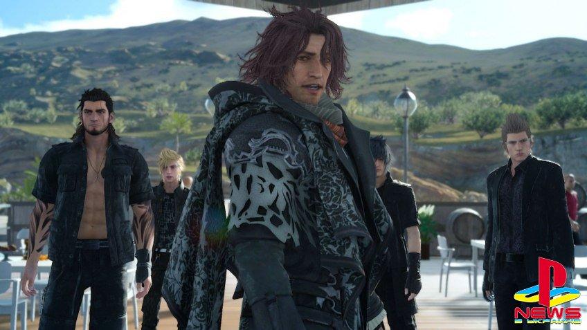 Авторы Final Fantasy 15 планируют рассказать о прошлом Ардина