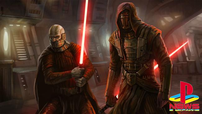 Bioware работает над возрождением Star Wars: Knights of the Old Republic