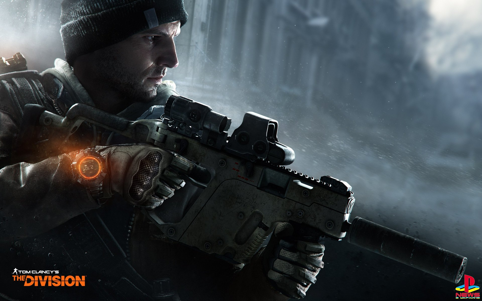 Ubisoft устроит бесплатные выходные с The Division