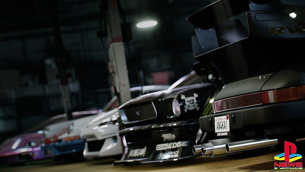 Новая Need for Speed выйдет в 2017 и в ней будут тюнинг и полиция