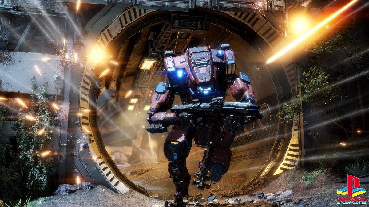 Авторы Titanfall 2 представили нового титана