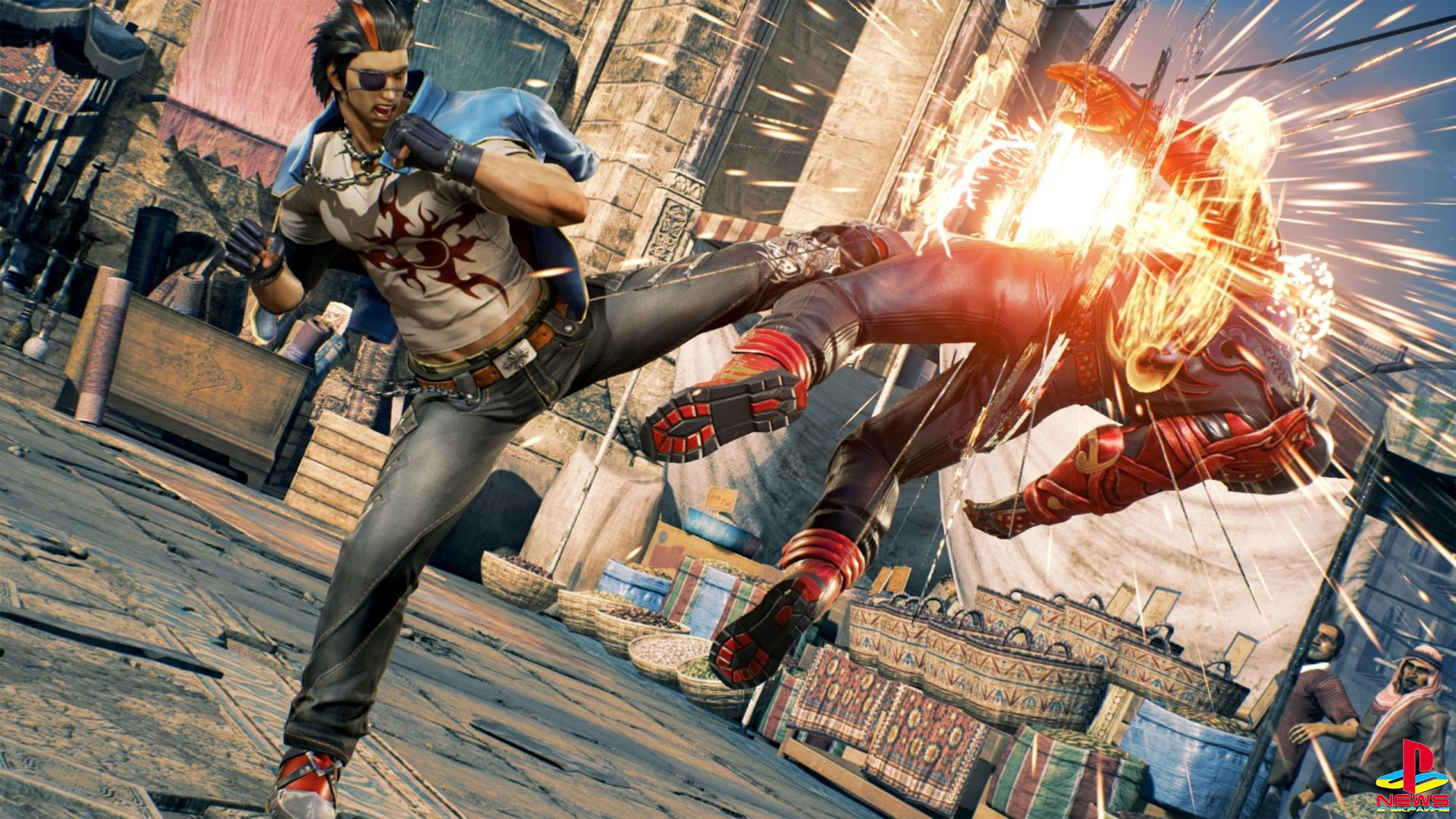 Tekken 7 возглавила британский чарт