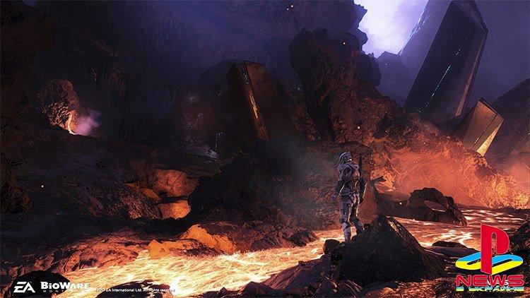 Kotaku рассказал, почему провалилась Mass Effect Andromeda