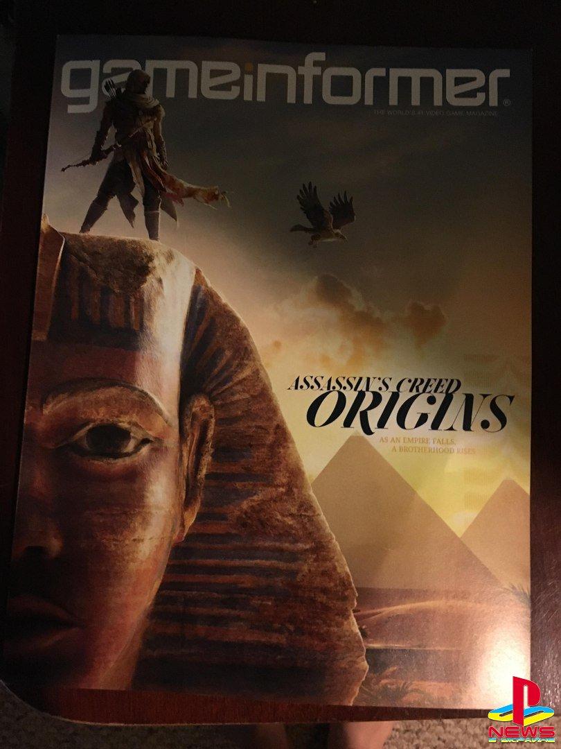 Новые подробности Assassin's Creed: Origins