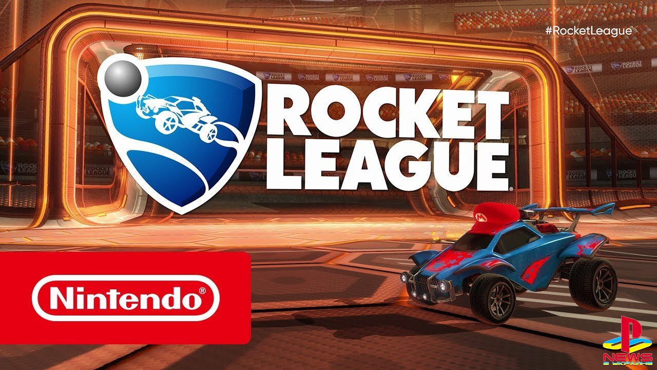 Rocket League выйдет на Nintendo Switch
