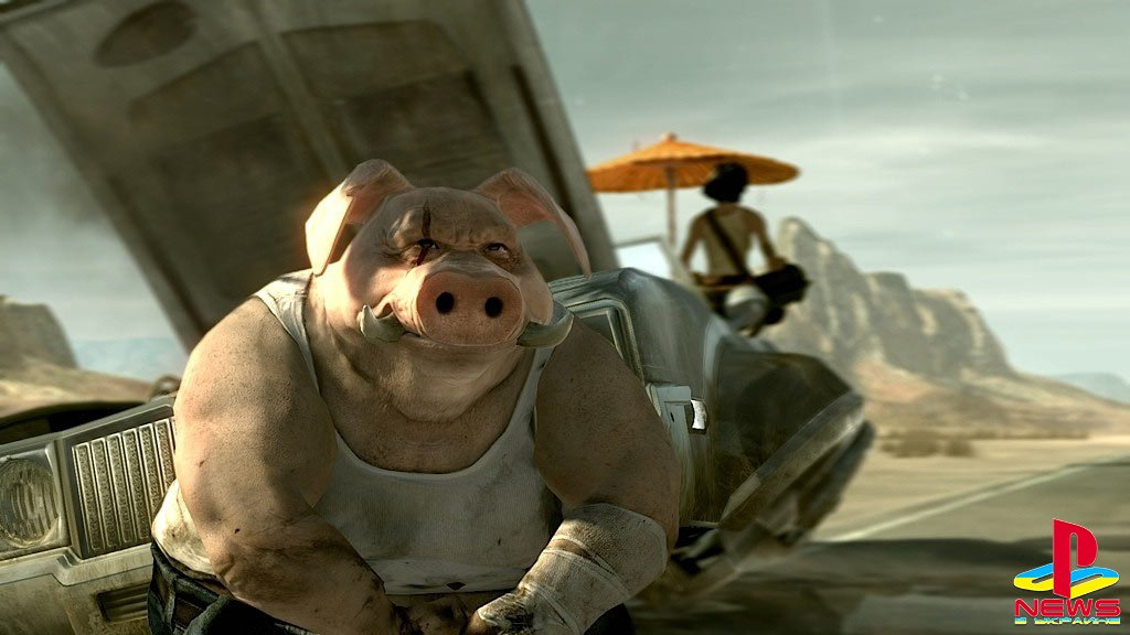 Beyond Good and Evil 2 — не эксклюзив для Nintendo Switch