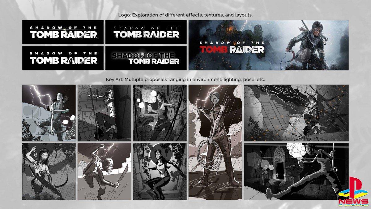 В новой части Tomb Raider Лара Крофт отправится в пирамиды
