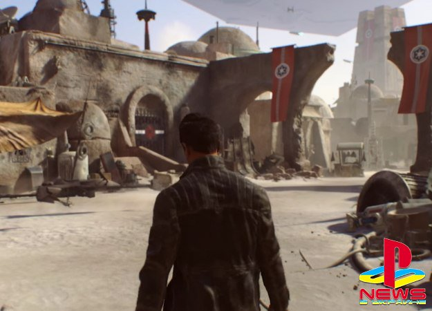 В Сеть утекли подробности сюжета Star Wars от Visceral