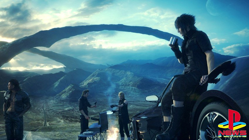 Авторы Final Fantasy 15 намекают на крупные анонсы на gamescom 2017