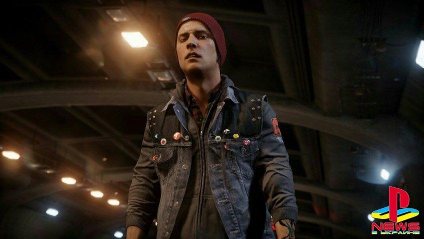 Sony подтвердила, что создатели InFamous работают над новой игрой