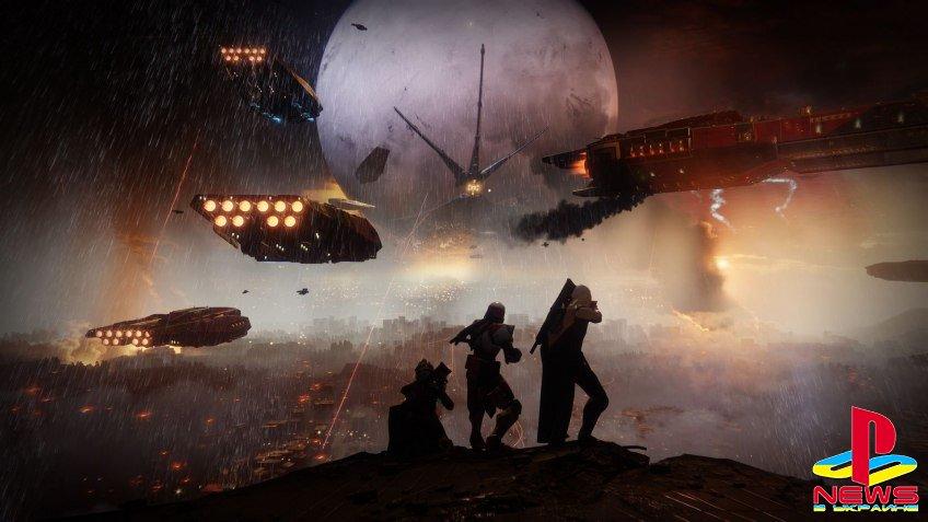 Над дополнениями к Destiny 2 будут работать несколько студий