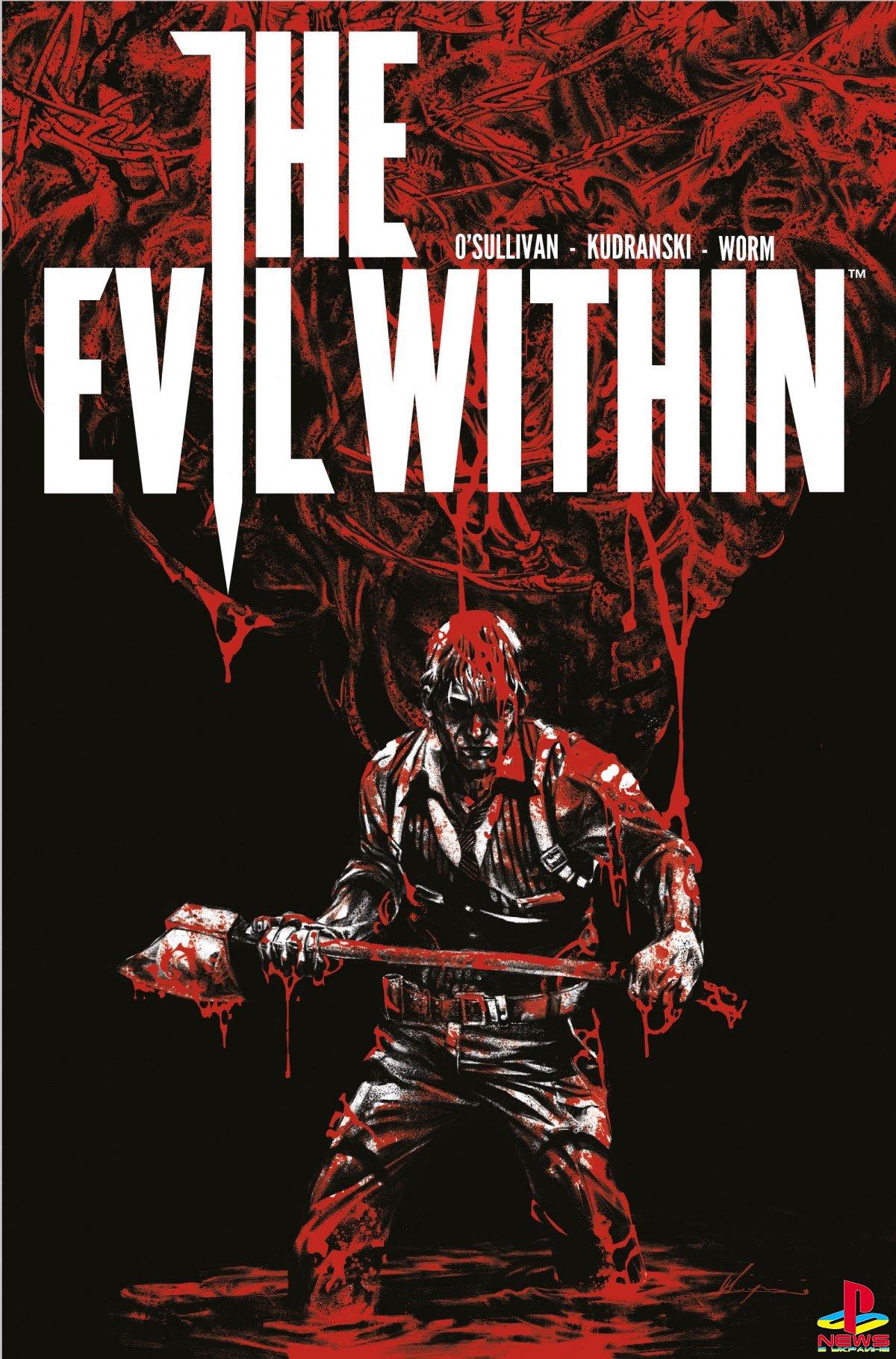 Первый взгляд на комикс The Evil Within