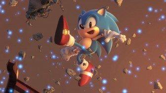 Главную музыкальную тему Sonic Forces исполнил вокалист ...