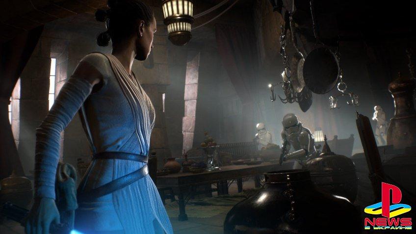 Бета-тестирование Star Wars Battlefront 2 пройдет в октябре