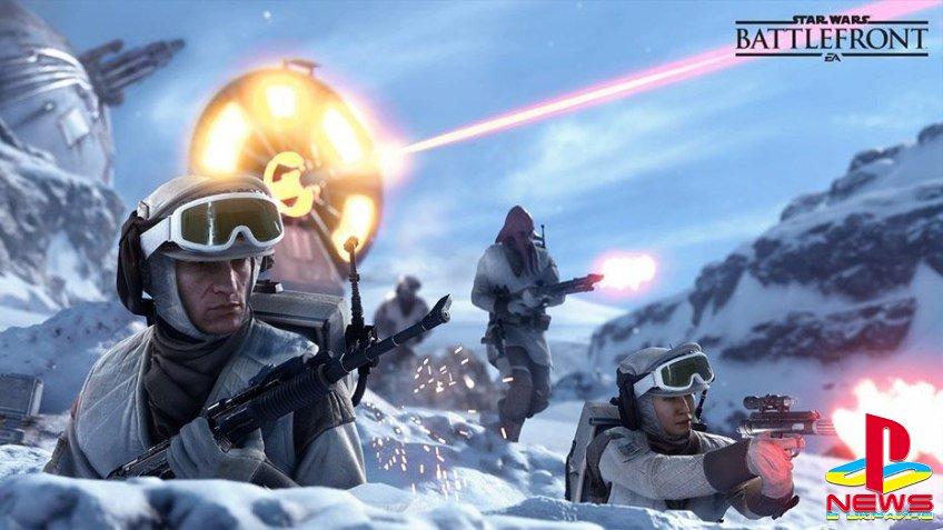 В Star Wars Battlefront начались выходные двойного опыта