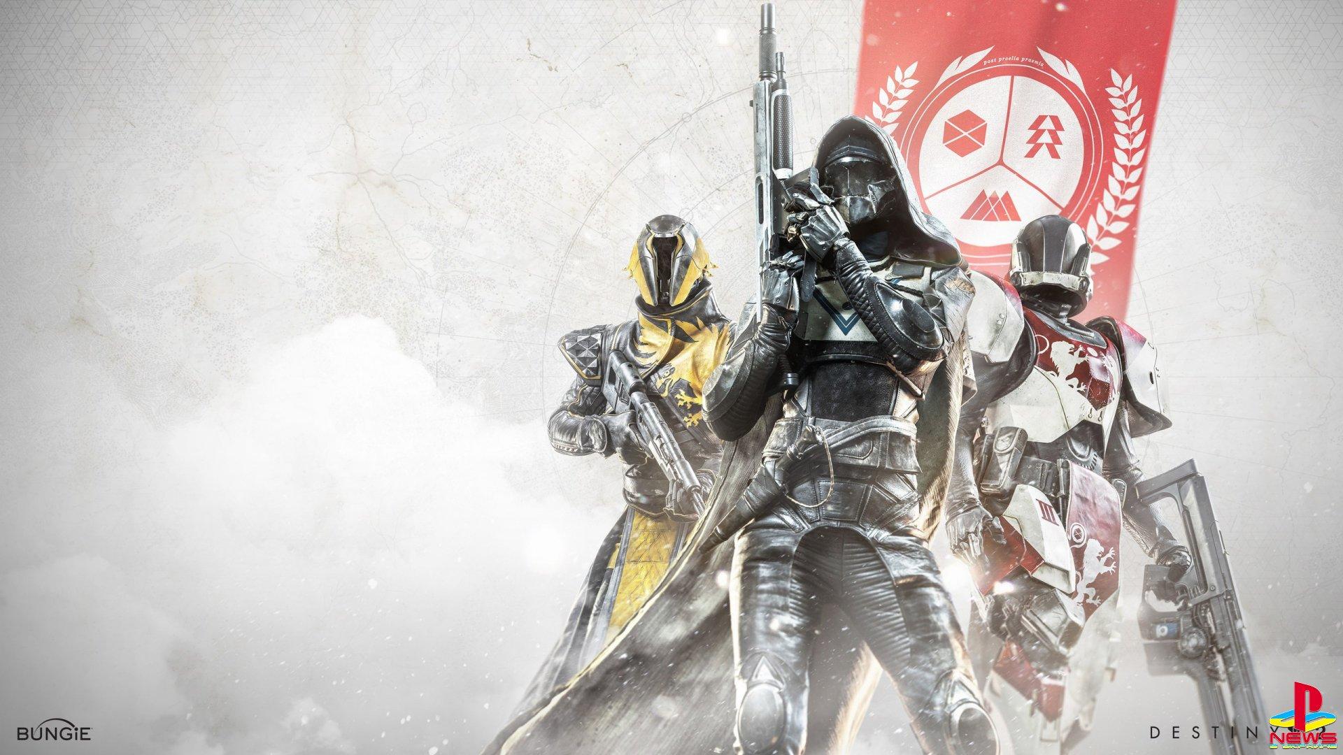Открытая бета Destiny 2 стартует сегодня