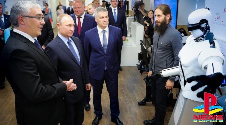 Путин одобрил федеральную программу «Кибер Россия»
