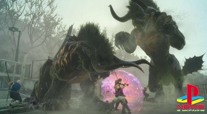 Стартовало тестирование мультиплеера Final Fantasy XV