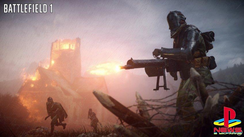 Авторы Battlefield 1 представили список специализаций
