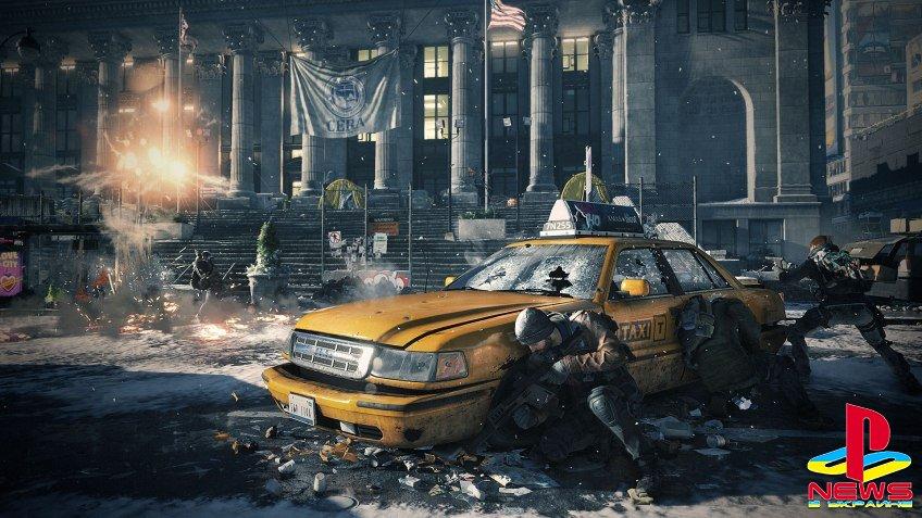 В Tom Clancy's The Division начнется вспышка эпидемии