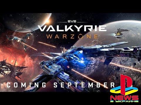 Поддержку VR в EVE: Valkyrie сделают опциональной