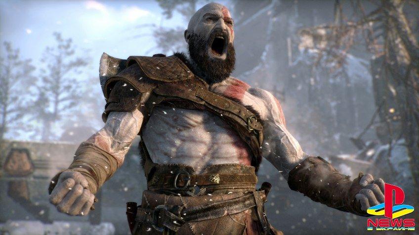 Новая God of War будет самой жестокой частью серии