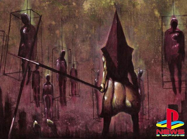 Создатель Пирамидоголового хочет убить этого персонажа